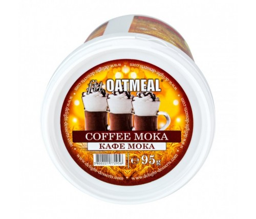 fit OATMEAL Protein 95гр кафе мока